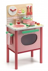 Djeco Role Play Lila's Cooker