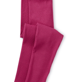 Tea Collection Pointelle Leggings Fiesta Pink 2T-10