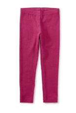 Tea Collection Pointelle Leggings Fiesta Pink