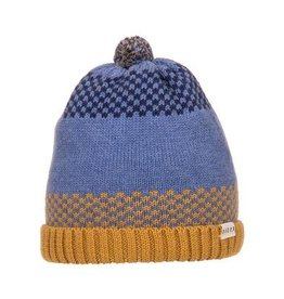 Millymook Infant Manny Navy Beanie S(0/12M), L(12/24M)