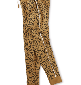 Tea Collection French Terry Joggers Jungle Jaguar 7-12
