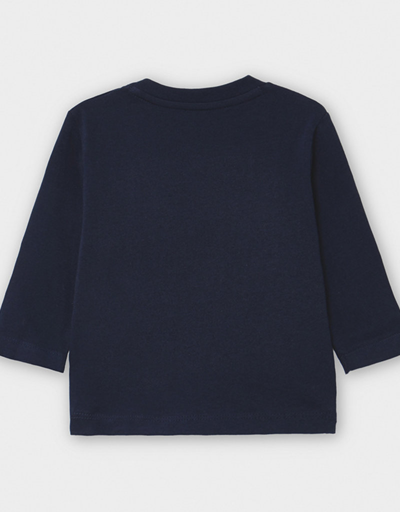 Mayoral Robot T Shirt Blue