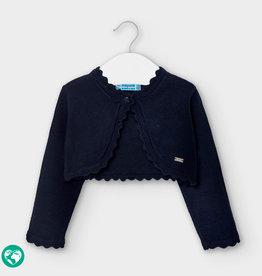 Mayoral Infant Knit Cardigan Navy