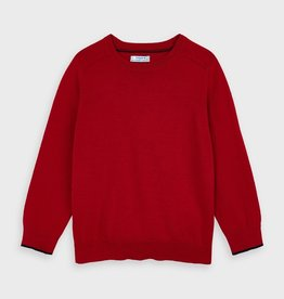 Mayoral Cotton Sweater Cherry 3