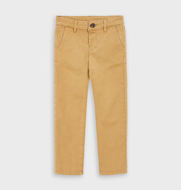 Mayoral Chino Pants Mocha 2-9