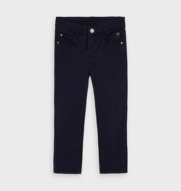 Mayoral 5 Pocket Reg. Fit Pant Navy 2-9