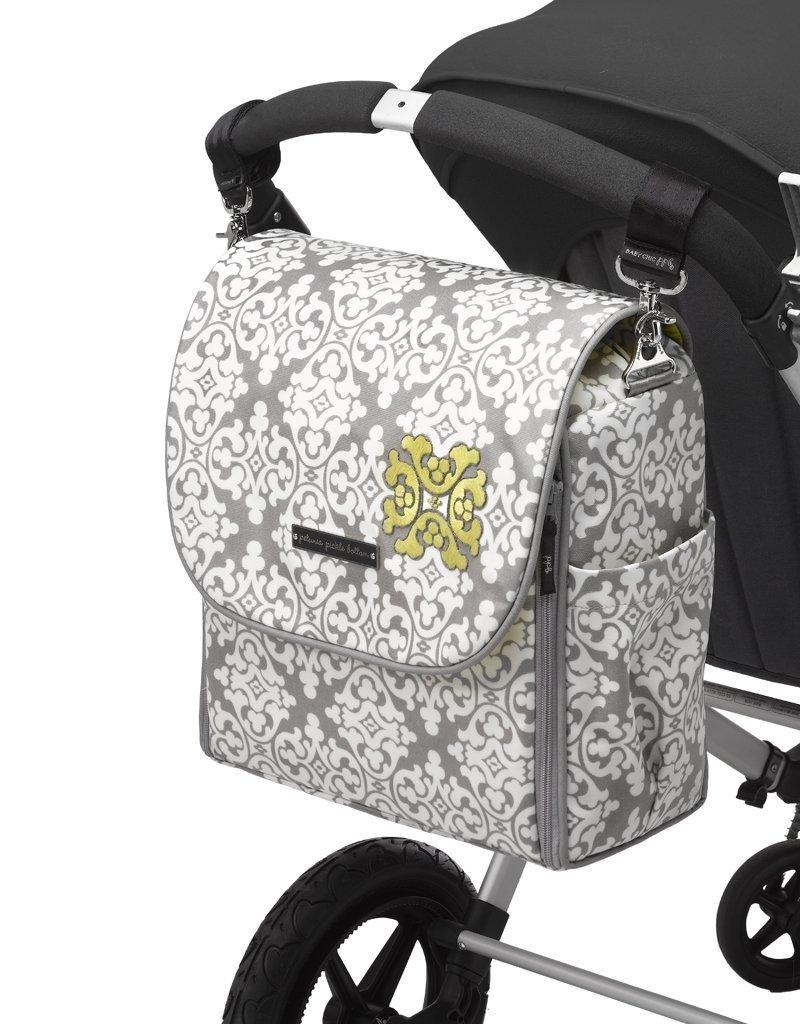 Petunia Pickle Bottom Valet Stroller Clip  Silver