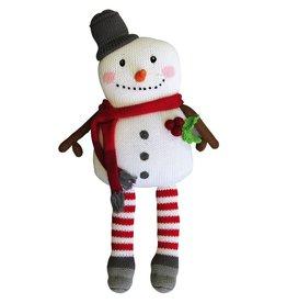 """Zubels Mac the Snowman 14"""""""