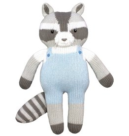 Zubels Bandit the Raccoon 12""