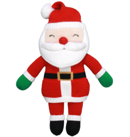 Zubels Jolly Santa Claus 12""