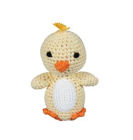 Zubels Dimple Rattle Crochet Chick