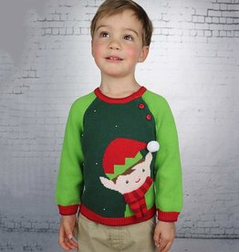 Zubels Elf Sweater 6M-4T