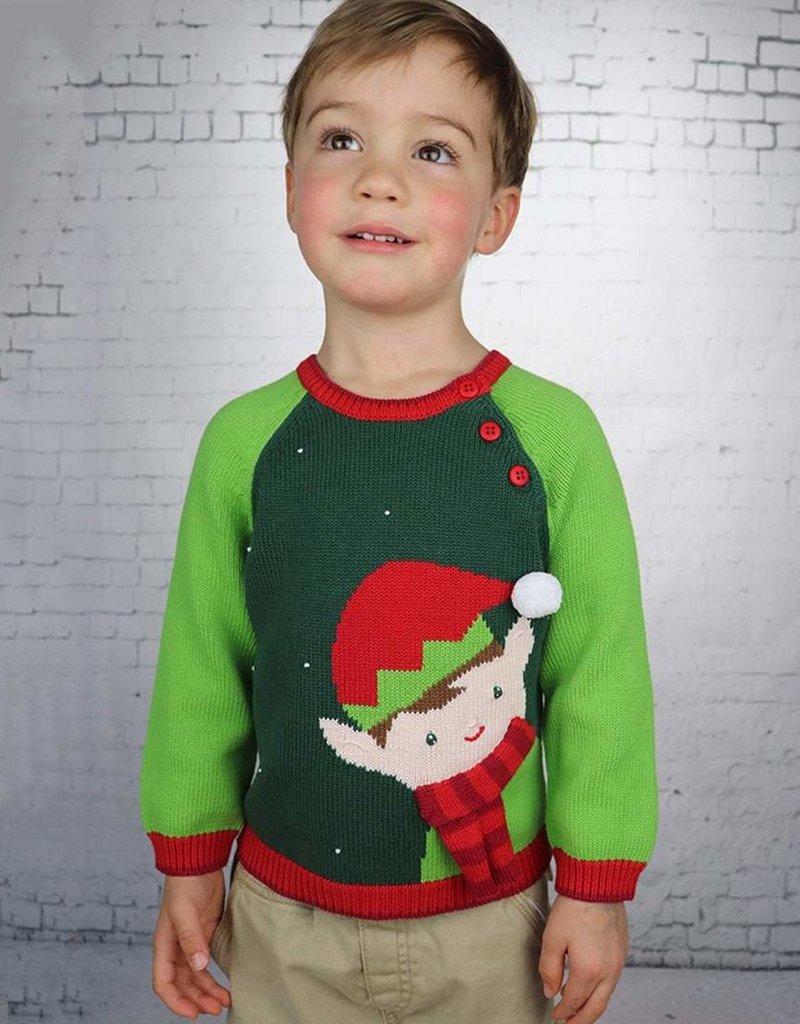 Zubels Elf Sweater 6M-4T