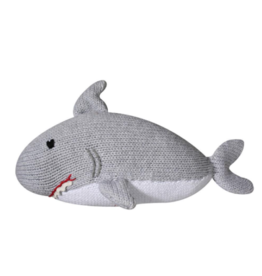 Zubels Rattle Sebastian the Shark