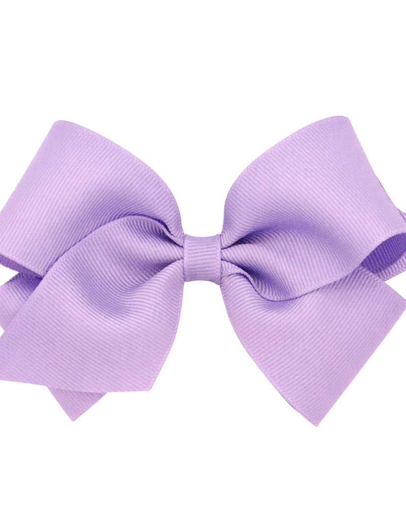 Wee Ones Small Grosgrain Bow Lt Orchid