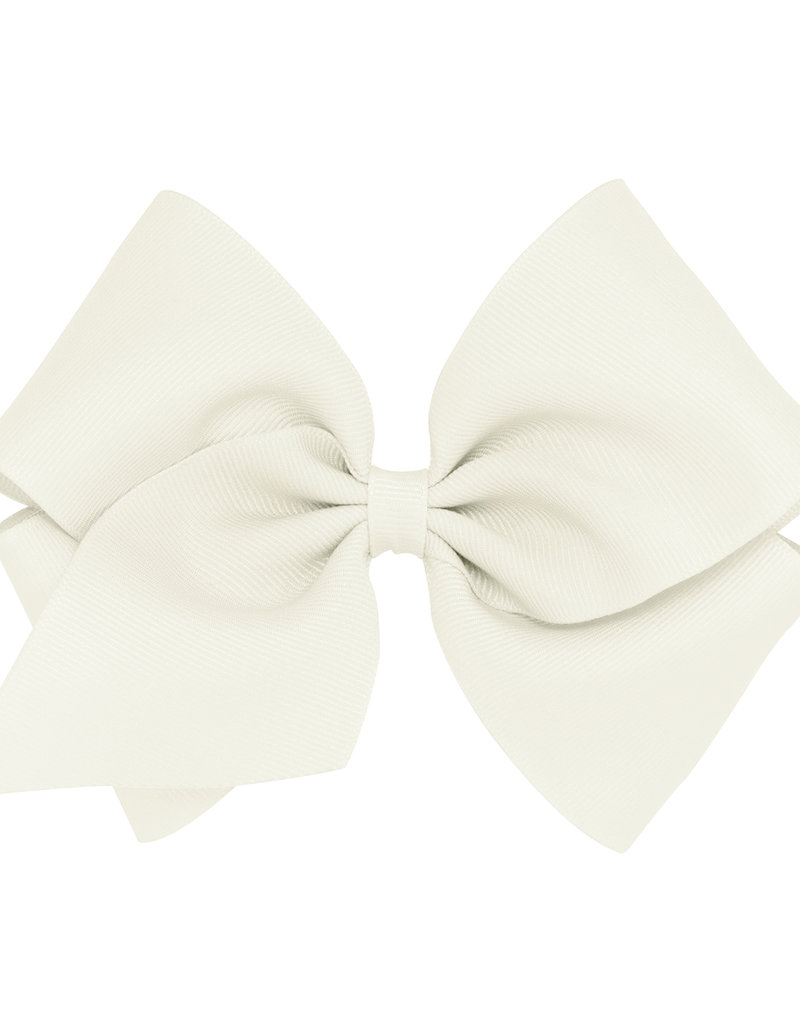 Wee Ones Mini King Grosgrain Antique White