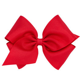 Wee Ones Mini King Grosgrain  Red