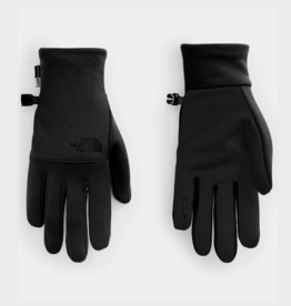 North Face Recycled Etip Glove Black S-L