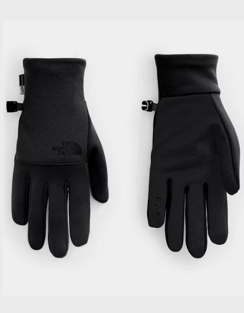 North Face Recycled Etip Glove Black