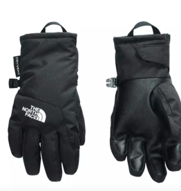 North Face Youth DryVent Gloves Black S-L