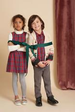 Hatley Holiday Plaid Moose Shirt 2T-8