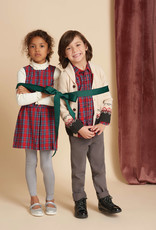Hatley Holiday Plaid Moose Shirt