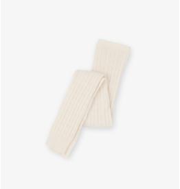Hatley Cable Knit Cream Leggings 6/7yr, 8yr