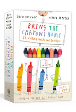 Random House Publishing Bring the Crayons Home: A Box of Crayons, Letter-Writing Paper, and Envelopes