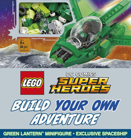 Random House Publishing LEGO DC Build Your Own Super Heroes