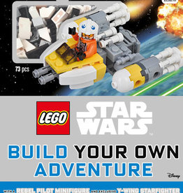 Random House Publishing LEGO Star Wars Build Your Own Adventure