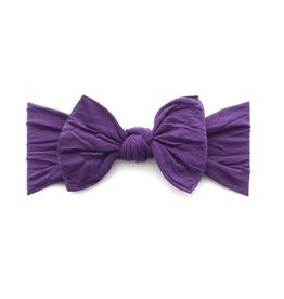 Baby Bling Bow Knot Bow Plum