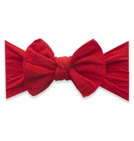 Baby Bling Bow Knot Bow Cherry