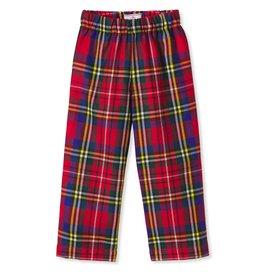 Classic Prep Drysdale Tartan Myles Slim Pant 9/12M-4T