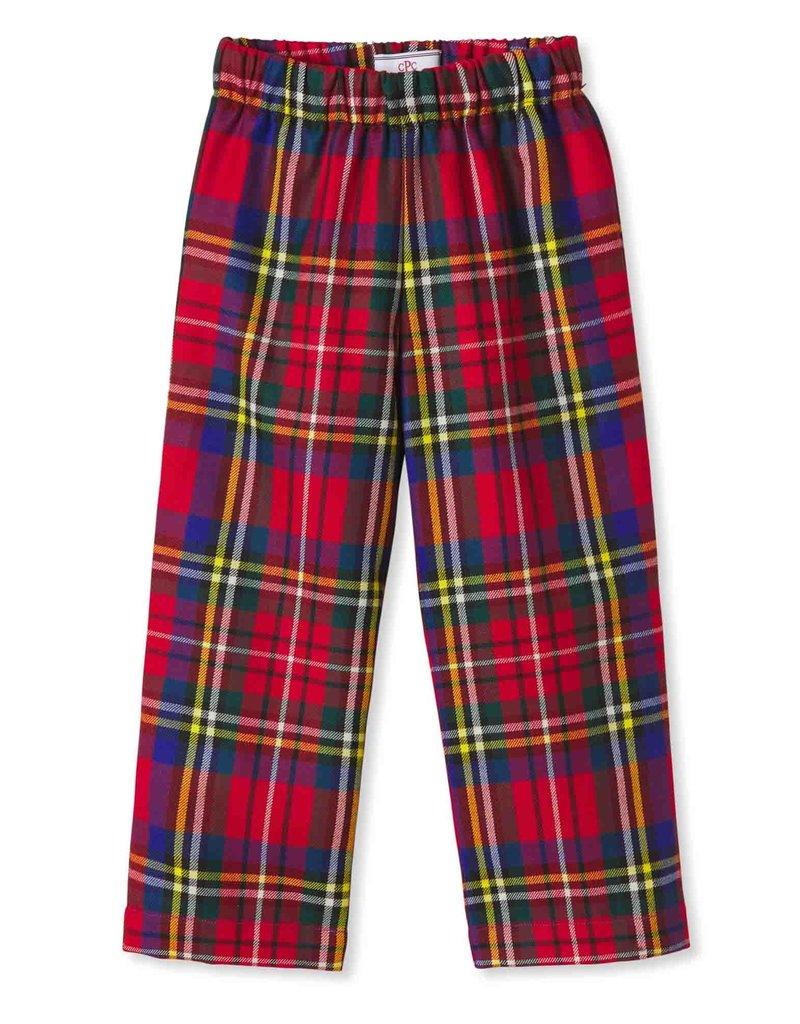 Classic Prep Myles Slim Pant Drysdale Tartan