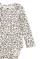 Tea Collection Leopard Print Bodysuit