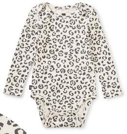 Tea Collection Leopard Print Bodysuit 12/18M, 18/24M