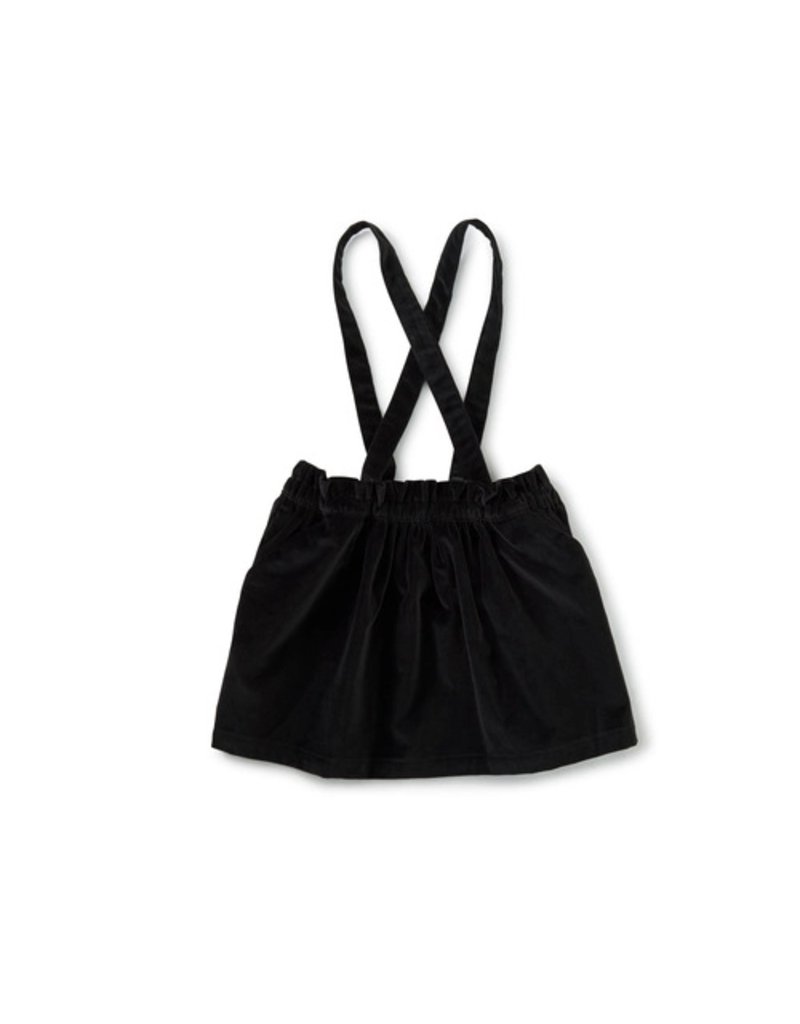 Tea Collection Crossback Jumper Dress Jet Black