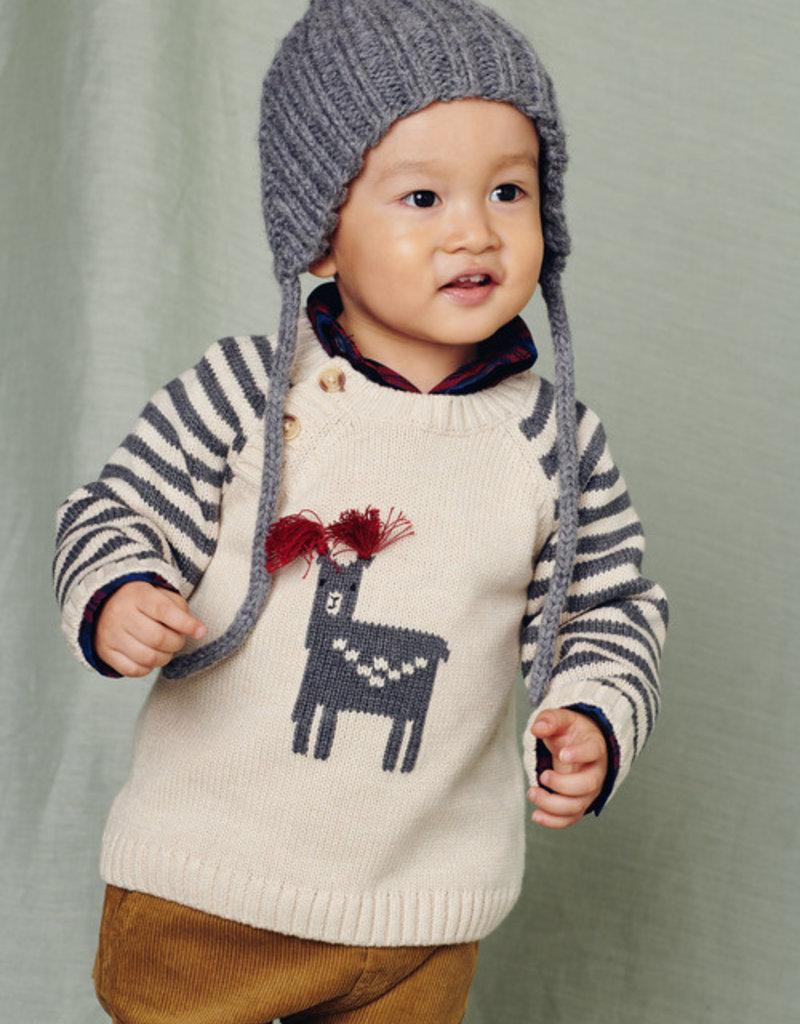 Tea Collection Alpaca Sweater Oatmeal
