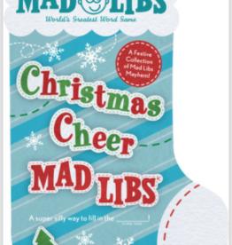 Random House Publishing Christmas Cheer Mad Libs