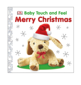 Random House Publishing Baby Touch and Feel Merry Christmas
