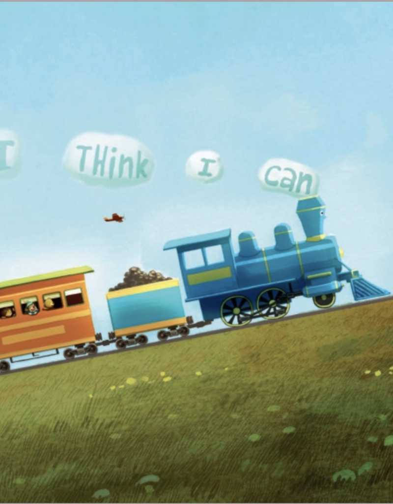 Random House Publishing The Little Engine That Could: 90th Anniversary Edition