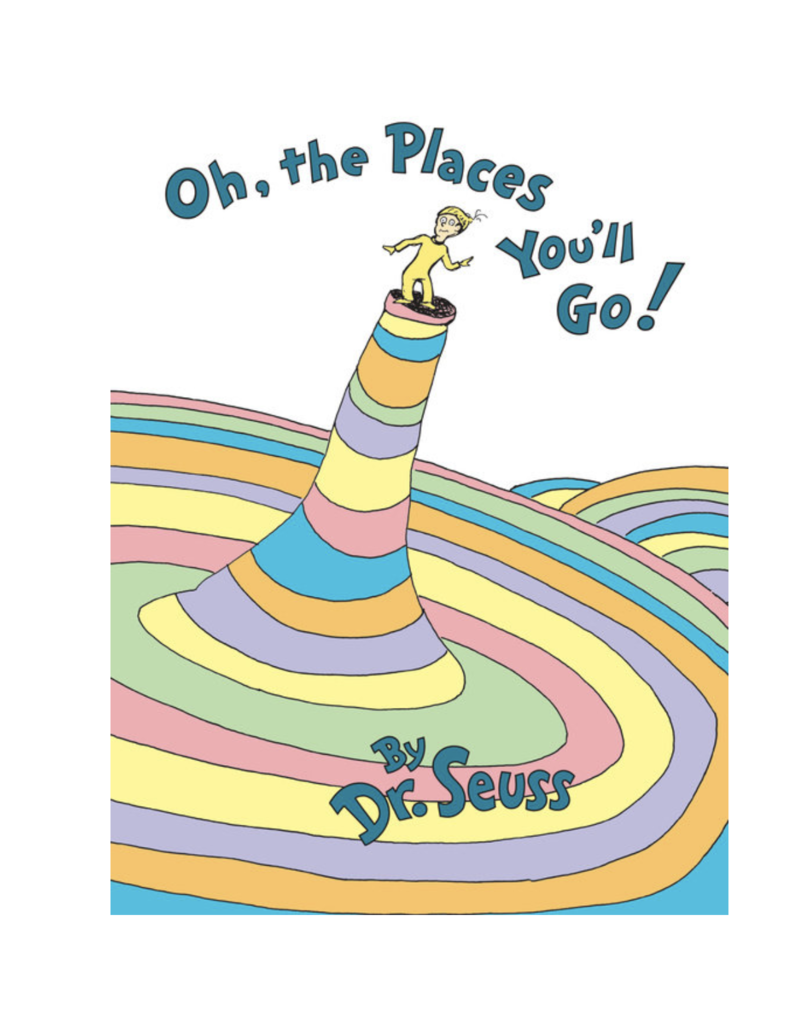 Random House Publishing Oh The Places You Will Go