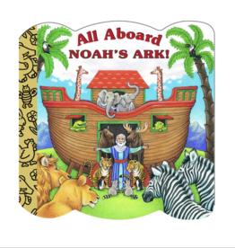 Random House Publishing All Aboard Noah's  Ark!