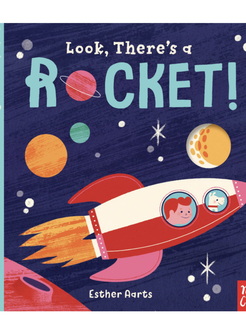 Random House Publishing Look, There's a Rocket!