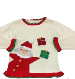 Zubels Mrs Santa Sweater 6M-4T