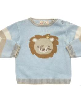 Zubels Lion Sweater 6M-4T