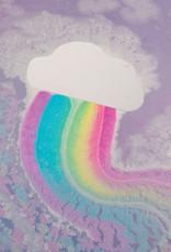 Feeling Smitten Bath Bakery Rainbow Cloud Bath Bomb