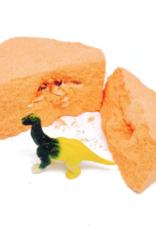Feeling Smitten Bath Bakery Dino Citrus Surprise Bath Bomb