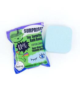 Cotton Candy Mystery Surprise Bath Bomb