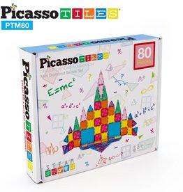 Picasso Tiles Mini Diamond 80pc Set